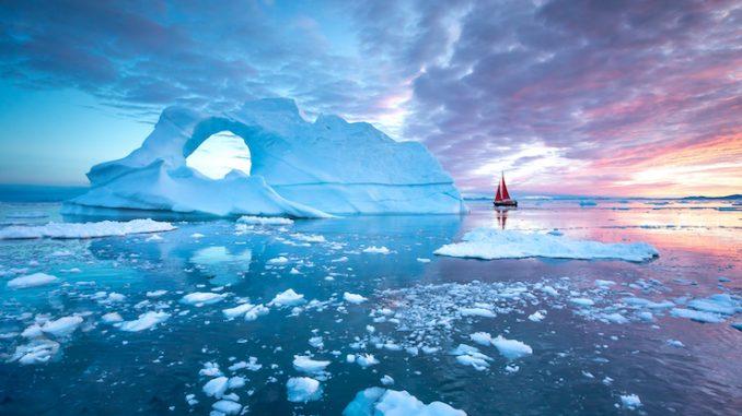 Stagione estiva anomala e molto calda in Antartide