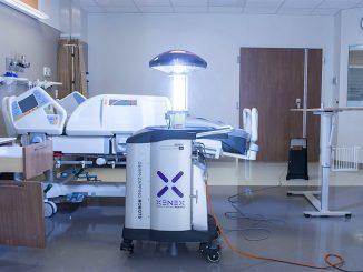 Eliminare il coronavirus nell'aria con la luce ultravioletta UVC