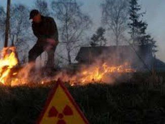 Nuova nube radioattiva proveniente da Chernobyl