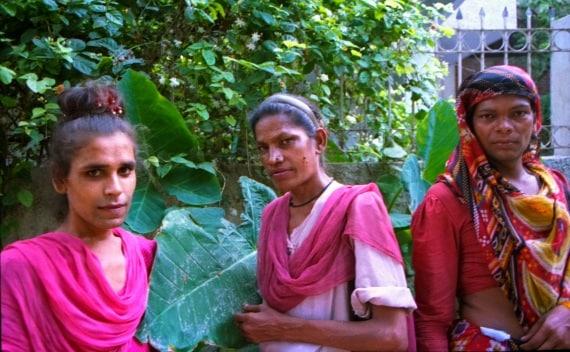 della dea indiana Bahuchara Mata i cui seguaci (più di un milione) non devono avere nulla di maschile. Tendono a non esporsi: la castrazione è vietata per legge. |