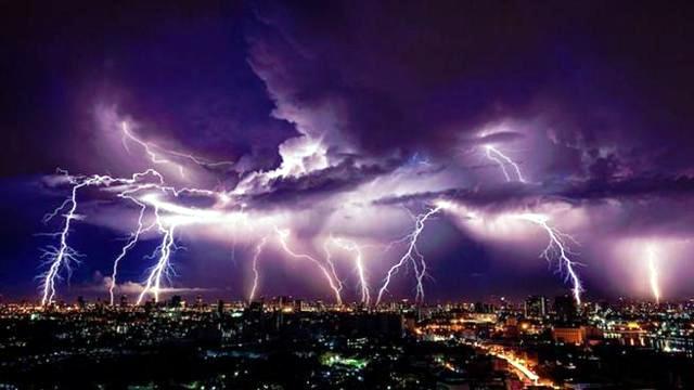 Tempeste ed uragani più violenti a causa del riscaldamento globale