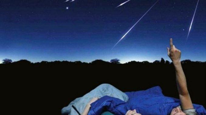 Lo spettacolo delle Liridi nei cieli fra oggi e domani