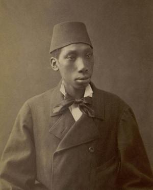 Un eunuco ottomano |