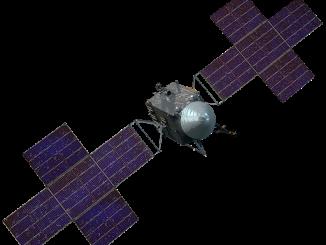 Partita verso all'esplorazione di mercurio la sonda Bepi Colombo
