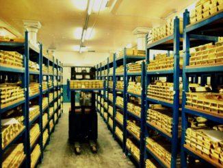 Bankitalia ha tonnellate d'oro nella «Sacrestia» di Palazzo Koch