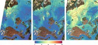Le immagini satellitari (Copernicus)
