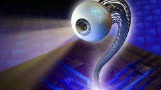 Un occhio artificiale che mima quello umano