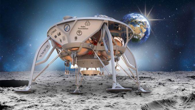 """Presto la prima donna sulla Luna con il nuovo """"moon lander"""""""