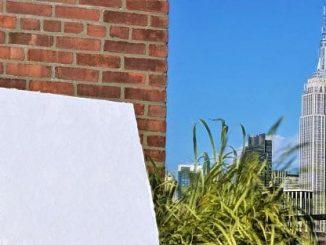 Speciale vernice assorbe energia solare e rinfresca ambienti