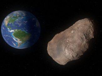Un asteroide passerà in orbita terrestre al di sotto dei satelliti