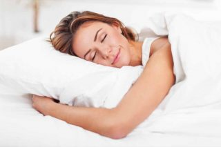 Cinque. Dormire bene e abbastanza