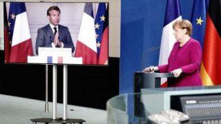 Merkel, l'accordo con Macron nasce dentro la Cdu
