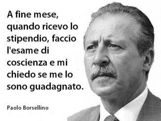 Il 23 maggio ricade l'anniversario della morte di Falcone e Borsellino