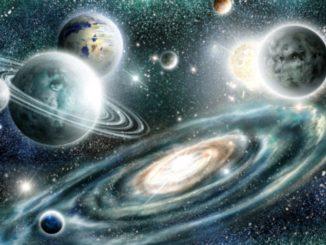 La materia oscura influenza il moto delle galassie