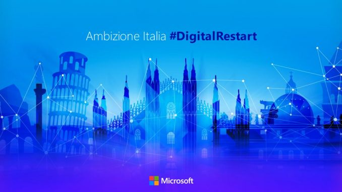 Da Microsoft 1,5 miliardi di dollari per l'Italia Al via data center a Milano