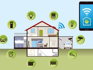 La casa intelligente di domani ha bisogno di pannelli solari da interno