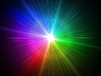 La realtà trasformata in un fascio di luce