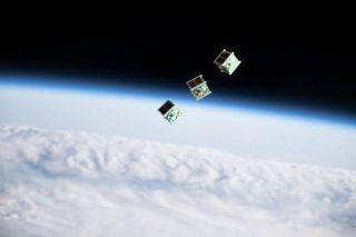 Cubesat rilasciati nell'orbita terrestre per dimostrazioni tecnologiche. | Nasa