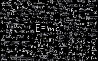 la famosa famosa equazione di Einstein, E = mc^2