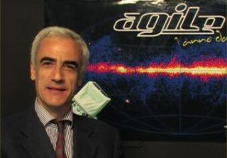 L'astrofisico Marco Tavani, principal investigator di Agile, che è riuscito a misurare l'evento con il rivelatore a raggi X-duri chiamato Super-Agile