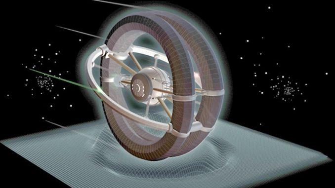 L'impossibile idea di un motore spaziale warp drive