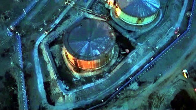Fiume Artico a fuoco per lo sversamento di tonnellate di combustibile