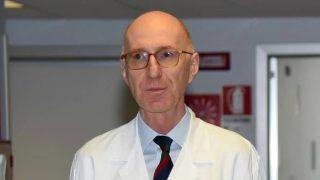 Antonio Cuneo, direttore di Ematologia al Sant'Anna