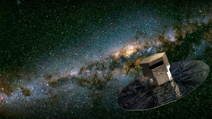Alla ricerca di esopianeti con il telescopio di Gaia