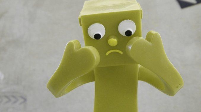 L'influenza negativa dello stress nel cervello umano