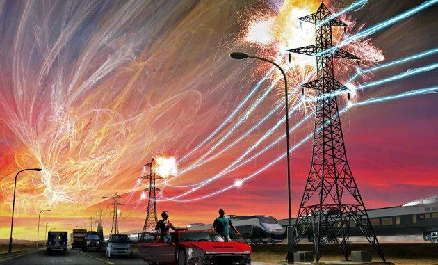 Tempeste solari che possono bloccare il pianeta