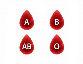 I 4 gruppi sanguigni