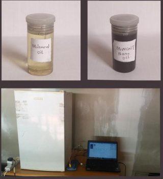 Il nuovo refrigerante per frigoriferi È fatto con nanoparticelle che riducono il consumo di energia.