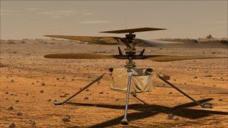 L'elicottero Ingenuity della Nasa (foto Nasa)