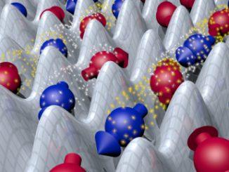 Superconduttività nel gas atomico di fermioni ultrafreddi