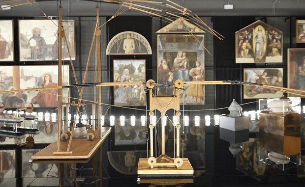 Riapre la mostra di Leonardo da Vinci a Milano