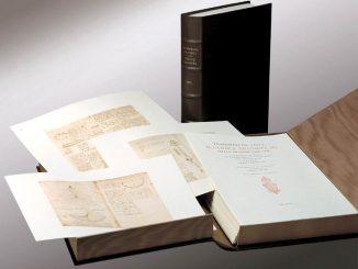 Il Codice Arundel rivela un mistero Leonardiano