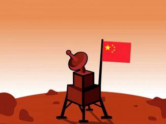 La sonda cinese Tianwen 1 alla conquista di Marte