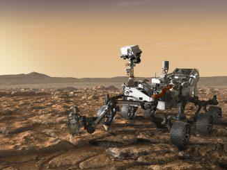 Missione Perseverance su Marte per lo studio del sottosuolo
