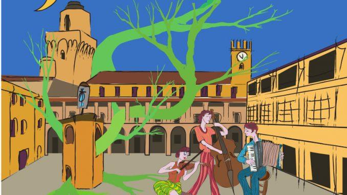 Al Castello Carrarese appuntamento estivo con l'astronomia