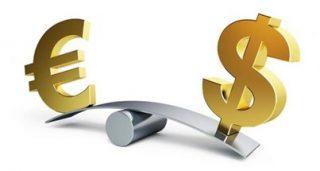 L'euro incalza il dollaro per diventare valuta di riserva