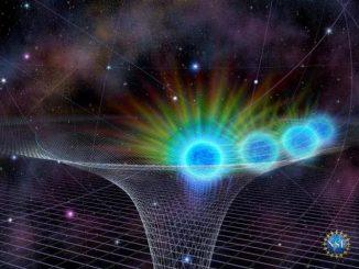 Record, buco nero supemassiccio grande 34 miliardi di soli