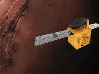 Rimandato il lancio verso Marte della sonda el-Amal