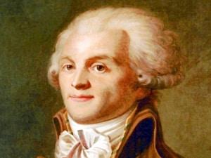 Robespierre l'Incorruttibile (o il tiranno), protagonista della Rivoluzione Francese, amava definirsi terrorista. L'espressione non gli portò fortuna: finì ghigliottinato nel luglio del 1794 per volere dei suoi avversari politici. | WikiMedia