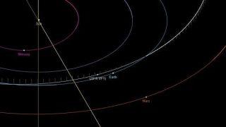 Un asteroide potrebbe colpire la Terra il 2 novembre. Ma il pericolo è relativo.