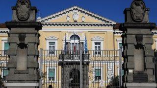 L'Ospedale Lazzaro Spallanzani di Roma, dove verrà sperimentato un vaccino su 45 volontari(ansa)