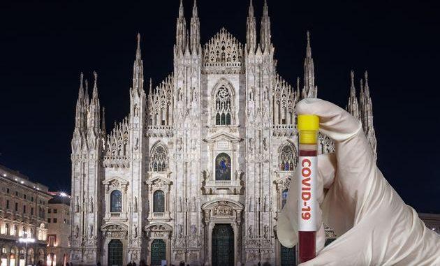 Diffusione e permanenza del coronavirus oggi in Italia