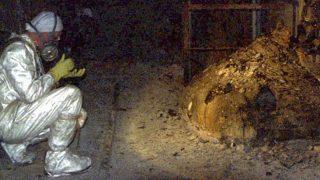 Alla scoperta del Piede d'elefante, la massa letale di materiale radioattivo di Chernobyl
