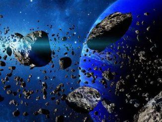 Un asteroide di due metri sfiorerà la Terra a novembre