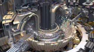 ITER: il più grande esperimento di fusione nucleare del mondo.