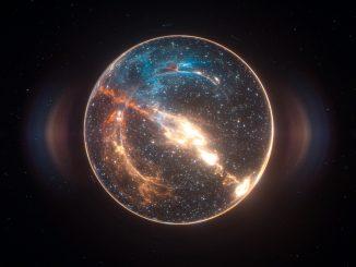 Teorie di possibili wormhole per il salto iperspaziale